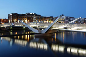 Liffey Moving Structure by KGAL