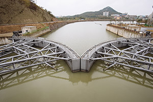Yeongsan Water Control by KGAL
