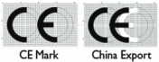 C E mark v china export